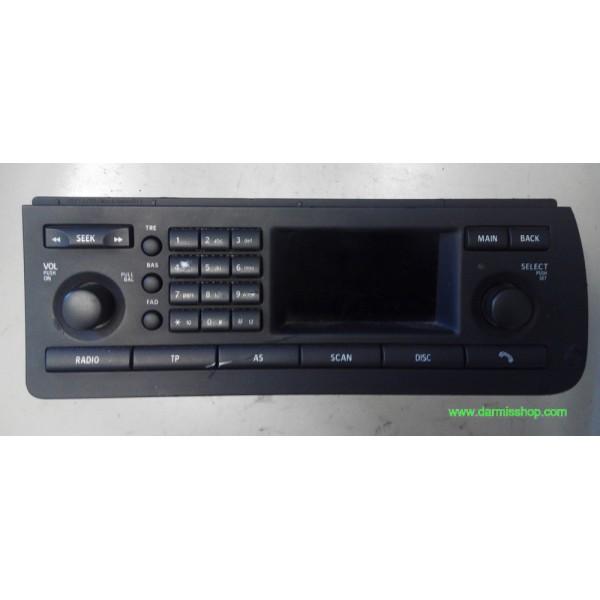 Climatizador Radio Cd Navegador Tel 201 Fono Saab 9 3