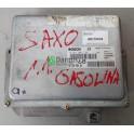 CENTRALITA DE MOTOR, CITROEN XANTIA, 0 261 204 651, 0261204651, 26FM0607, MP 5.2,  MP5.2 63, 96 304 032 80, 9630403280